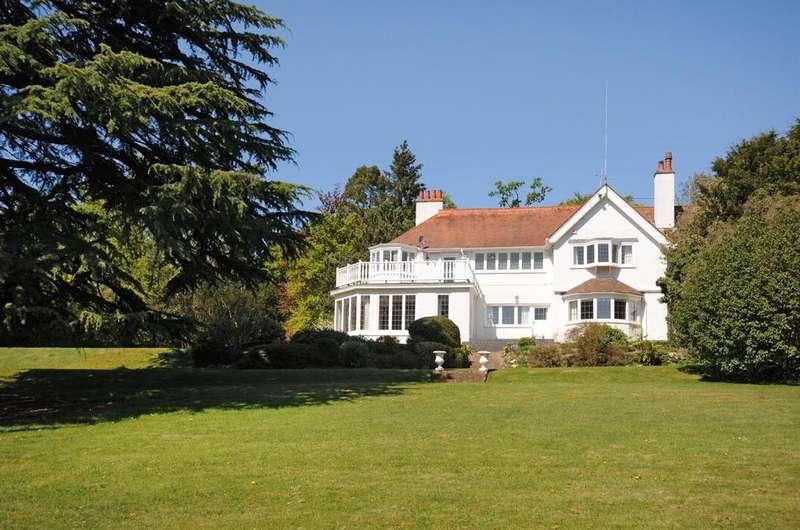 7 Bedrooms House for rent in Harpsden Bottom, Harpsden, Henley-On-Thames, Oxfordshire, RG9