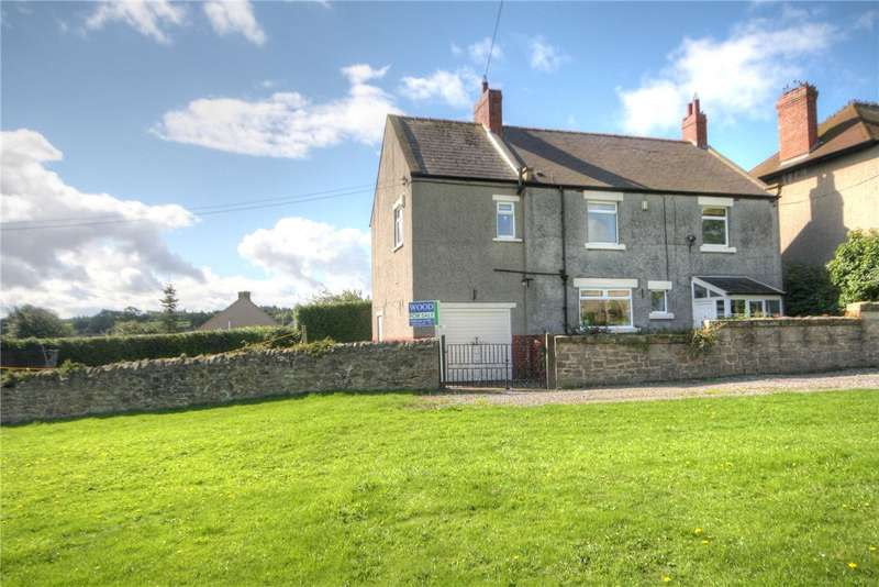 4 Bedrooms Detached House for sale in The Green, Cockfield, Bishop Auckland, DL13