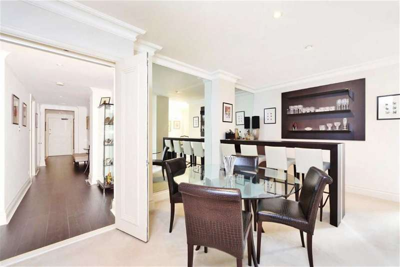 2 Bedrooms Apartment Flat for sale in St John's Building, Westminster, London