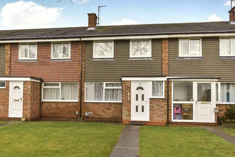 3 Bedrooms Property for sale in Ranworth Walk, Bedford, MK40