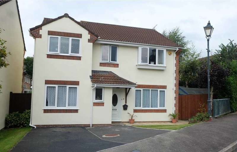 4 Bedrooms Detached House for sale in Birch Lane