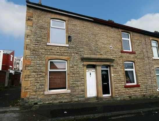 2 Bedrooms Property for sale in Philip Street, Darwen, Lancashire, BB3 2DJ