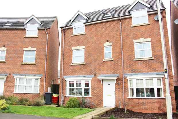 5 Bedrooms Detached House for sale in Chiswell Drive,, Coalville, Leicestershire, LE67 3JX