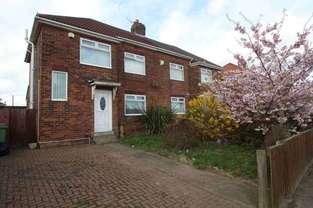 3 Bedrooms Semi Detached House for sale in Acacia Avenue, Peterlee, Durham, SR8 4HF