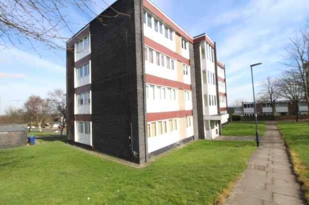 1 Bedroom Flat for sale in St Just Place, Newcastle Upon Tyne, Tyne And Wear, NE5 3XZ