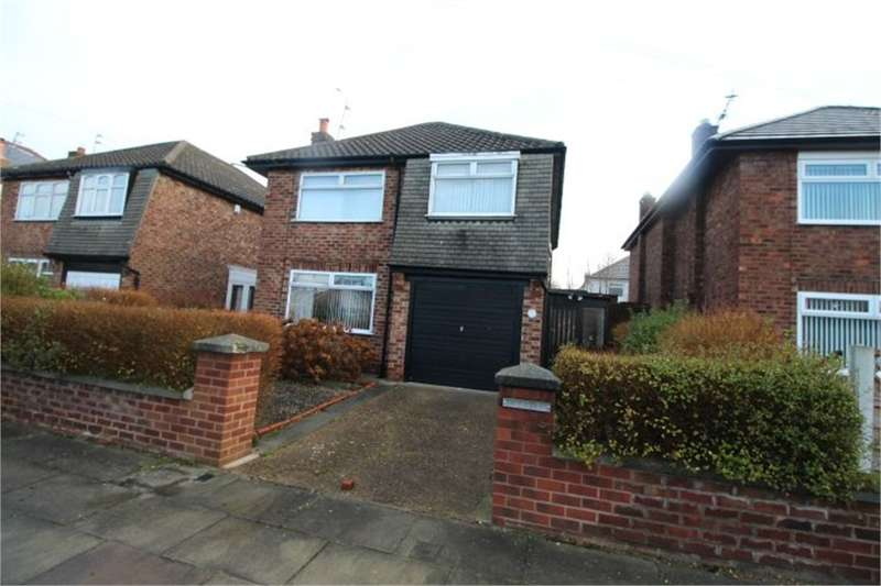 3 Bedrooms Detached House for sale in Millcroft, Esplen Avenue, LIVERPOOL, Merseyside