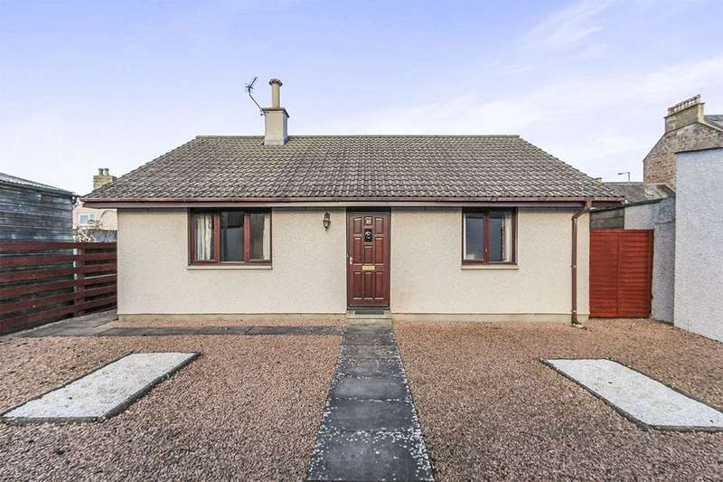 2 Bedrooms Detached Bungalow for rent in Clyde Street, Invergordon, IV18