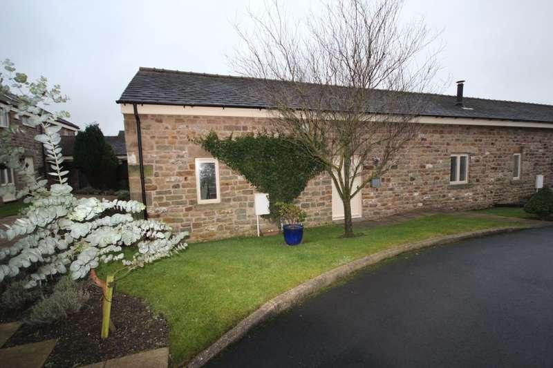 2 Bedrooms Semi Detached House for rent in Woodacre Mews Hazelhead Lane, Scorton, Preston, PR3