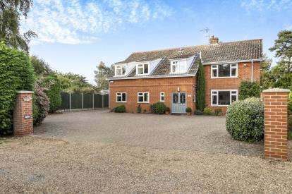 5 Bedrooms Detached House for sale in Walberswick, Southwold