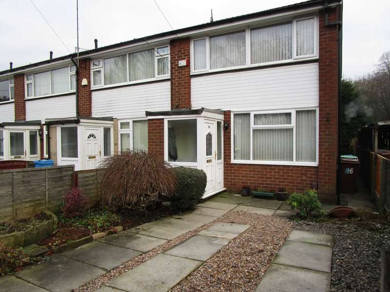 2 Bedrooms Semi Detached House for sale in Oswald Street, Shaw