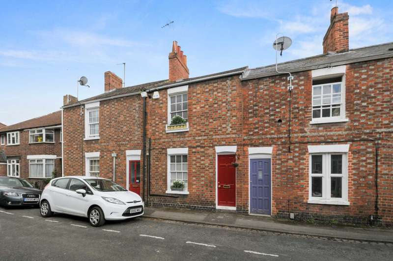 3 Bedrooms Terraced House for sale in Jericho Street, Jericho