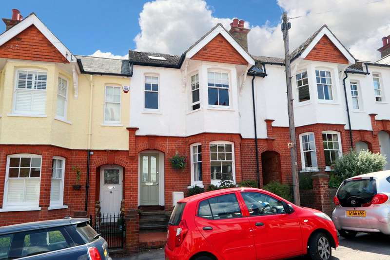 5 Bedrooms Terraced House for rent in North Road, Berkhamsted