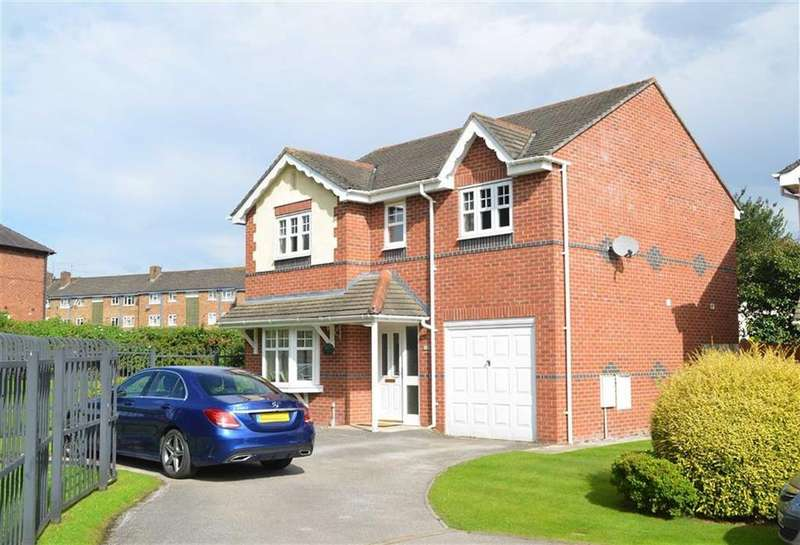 4 Bedrooms Detached House for sale in The Beeches, Great Sutton, CH66