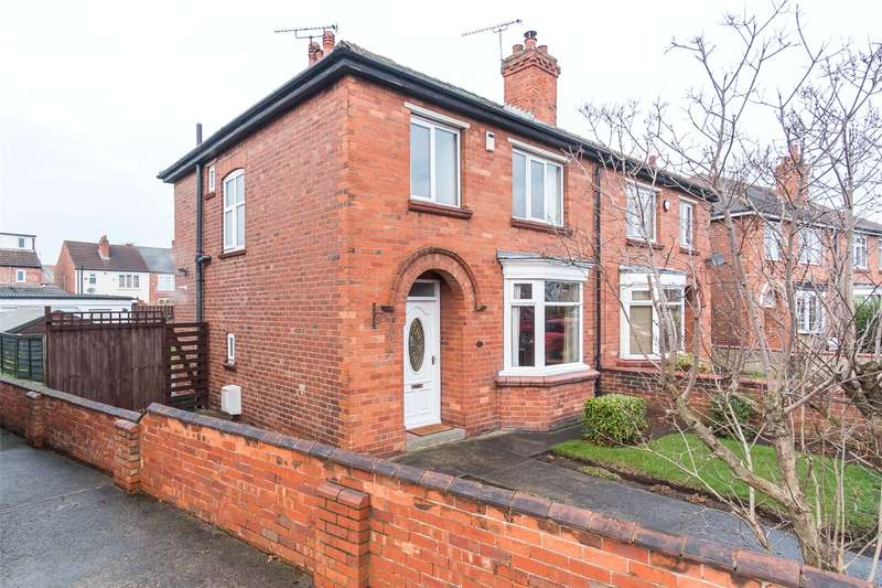 3 Bedrooms Semi Detached House for sale in Hampton Road, Town Moor, Doncaster, DN2