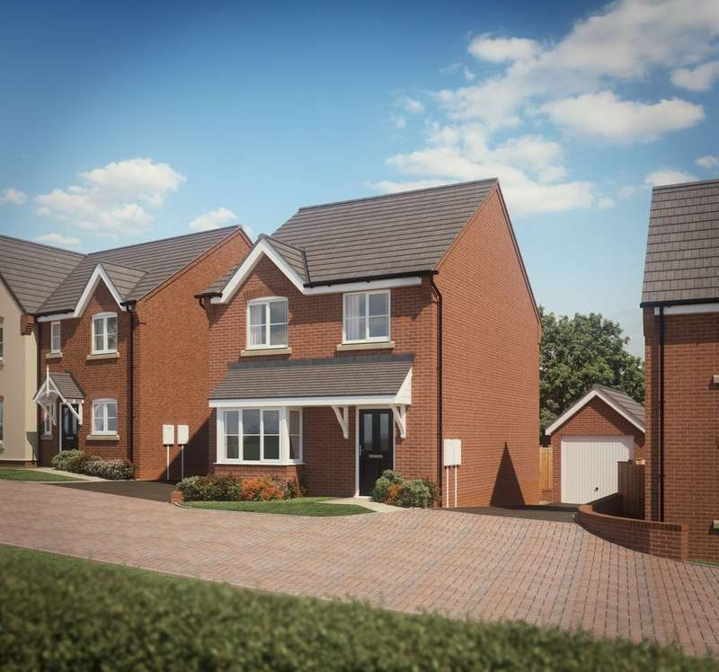 3 Bedrooms Detached House for sale in Plot 33 The Ferndale, Hartwell Grange