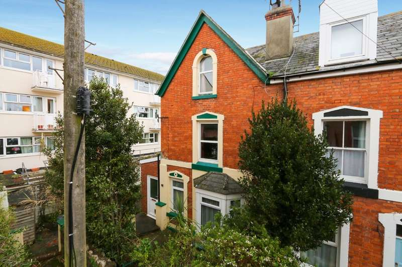 4 Bedrooms End Of Terrace House for sale in Chelsea Place, Teignmouth