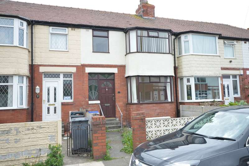 3 Bedrooms Terraced House for rent in Collyhurst Avenue, South Shore