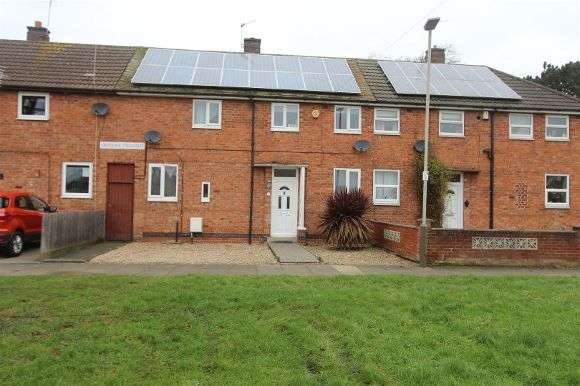 3 Bedrooms Town House for sale in Falconer Crescent, Leicester