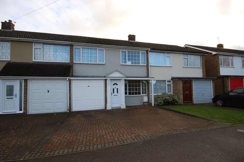 3 Bedrooms Terraced House for sale in Bye Road, Lidlington, Bedford, MK43