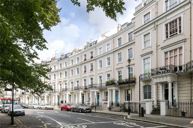 5 Bedrooms Terraced House for sale in Royal Crescent, London, W11