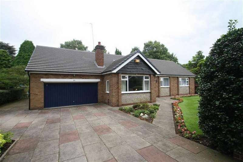 3 Bedrooms Detached Bungalow for sale in Stanneylands Drive, Wilmslow