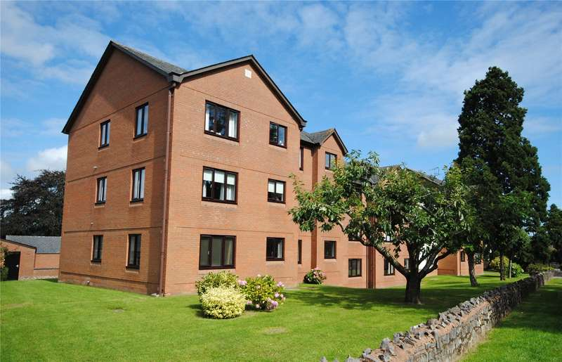 2 Bedrooms Apartment Flat for sale in Cedar Court, South Street, Wellington, Somerset, TA21