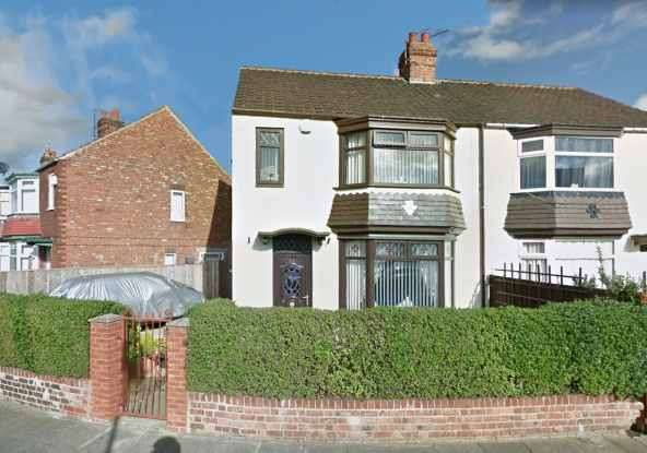 3 Bedrooms Semi Detached House for sale in Saltwells Crescent, Middlesbrough, Cleveland, TS4 2DX
