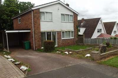 4 Bedrooms House for rent in Fabis Drive. NG11 8NZ