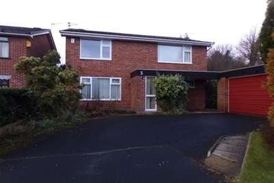 4 Bedrooms House for rent in Lostock Close, Billinge.