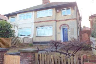 3 Bedrooms Semi Detached House for rent in Greenhow Avenue, West Kirby