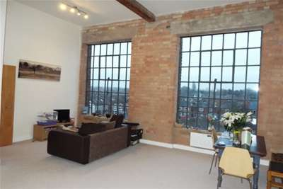 2 Bedrooms Flat for rent in Victoria Mill, Draycott, DE72 3WH