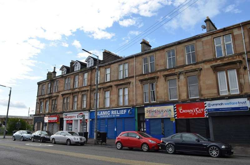 4 Bedrooms Duplex Flat for sale in Albert Drive, Flat 2/1, Pollokshields, Glasgow, G41 2SU