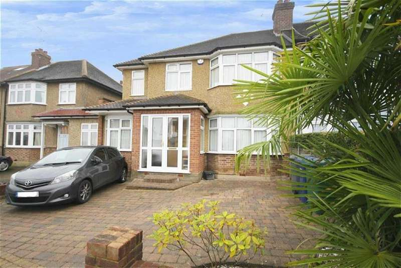 3 Bedrooms Semi Detached House for sale in Albemarle Road, East Barnet, Herts, EN4