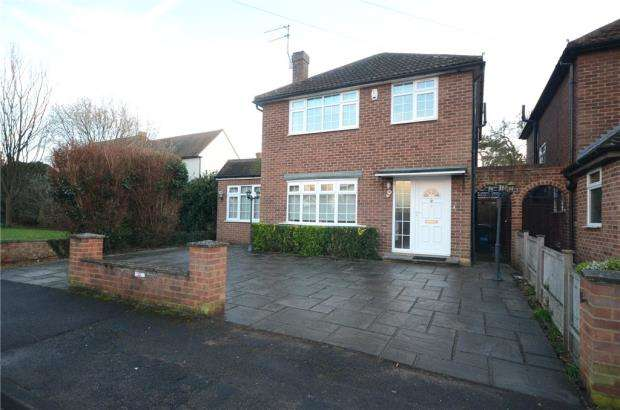 4 Bedrooms Detached House for sale in St. Andrews Close, Old Windsor, Windsor