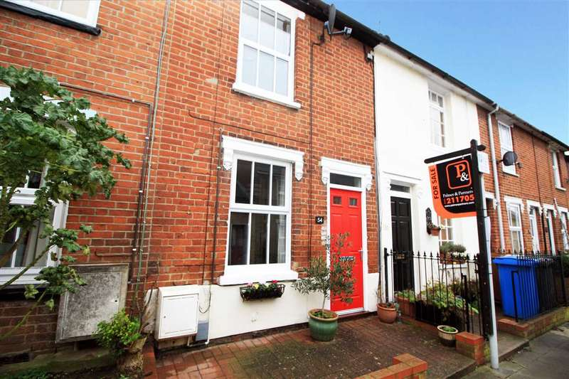2 Bedrooms Terraced House for sale in Ann Street, Ipswich