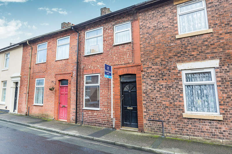 2 Bedrooms Terraced House for sale in Brandiforth Street, Bamber Bridge, Preston, PR5