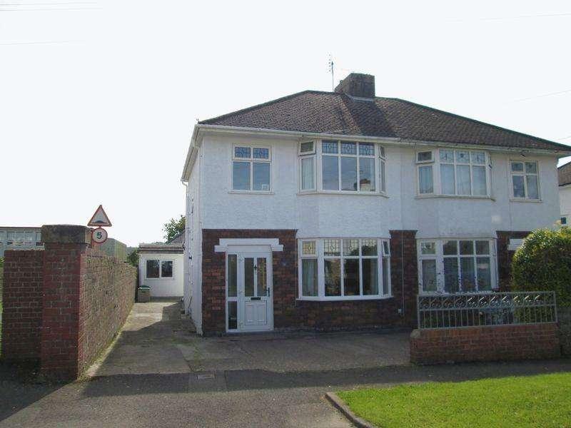 3 Bedrooms Semi Detached House for sale in Mount Earl Bridgend CF31 3EY