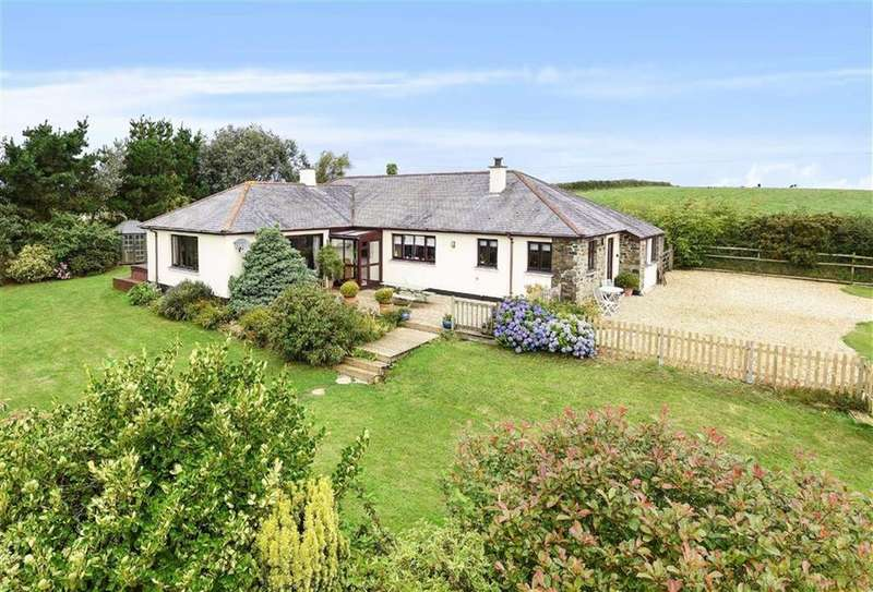 4 Bedrooms Bungalow for sale in St. Ewe, St Austell, Cornwall, PL26