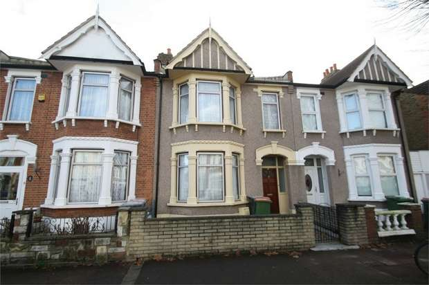 3 Bedrooms Terraced House for sale in Lichfield Road, East Ham, London
