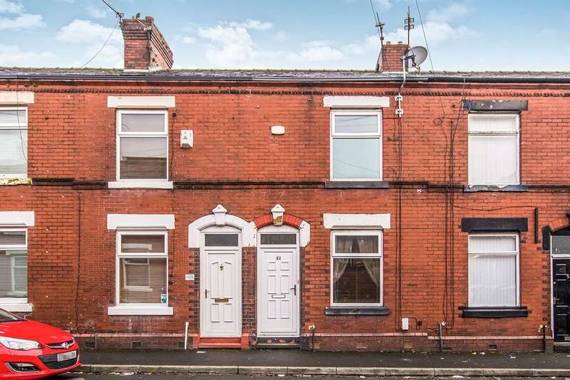 2 Bedrooms Terraced House for rent in Hawthorn Street, Audenshaw, Manchester, M34
