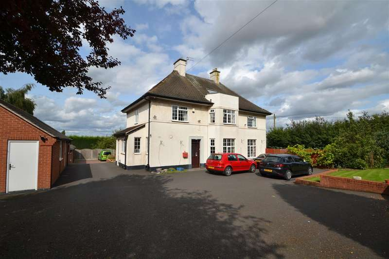 11 Bedrooms Detached House for sale in Ashby Road Central, Shepshed,