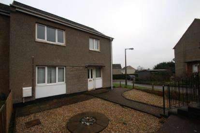 3 Bedrooms End Of Terrace House for sale in Wallstale Road, Stirling