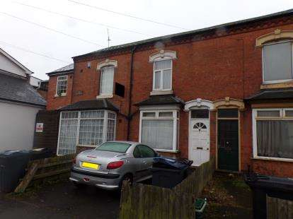 2 Bedrooms Semi Detached House for sale in Heeley Road, Selly Oak, Birmingham, West Midlands