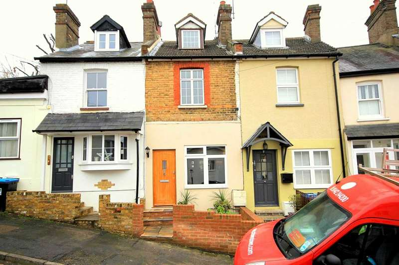 2 Bedrooms House for sale in 2 BED COTTAGE IN BOXMOOR