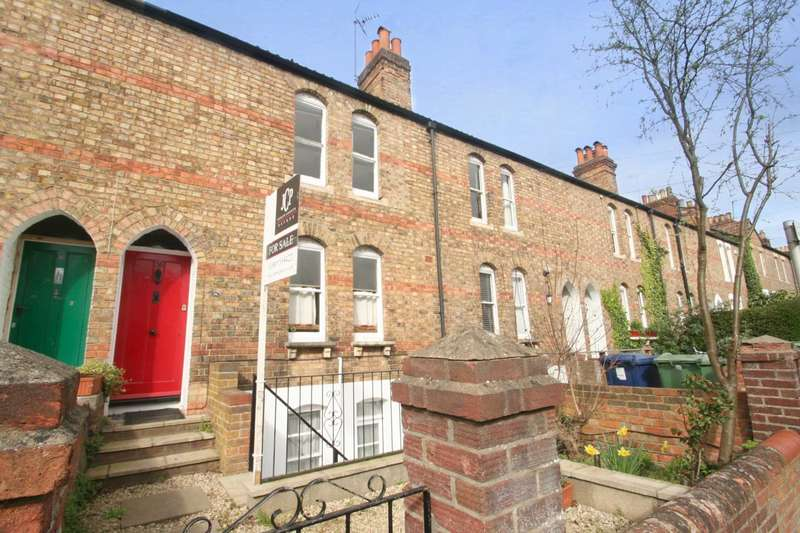 3 Bedrooms Terraced House for sale in Kingston Road, Oxford