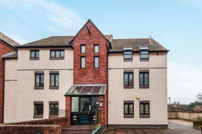 1 Bedroom Flat for sale in Exeter, Devon, N/A