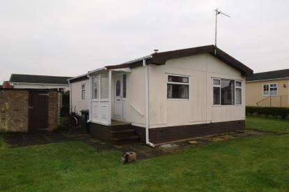2 Bedrooms Mobile Home for sale in Cottenham, Cambridge, Cambridgeshire