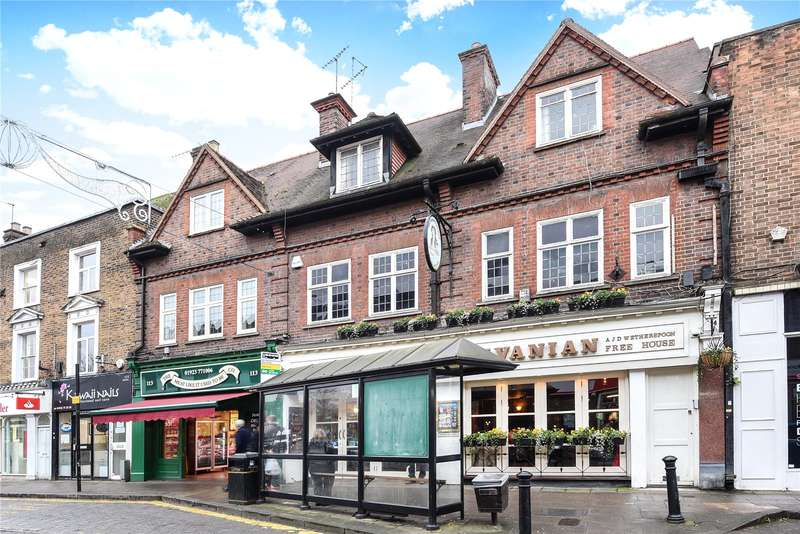 2 Bedrooms Apartment Flat for sale in High Street, Rickmansworth, Hertfordshire, WD3
