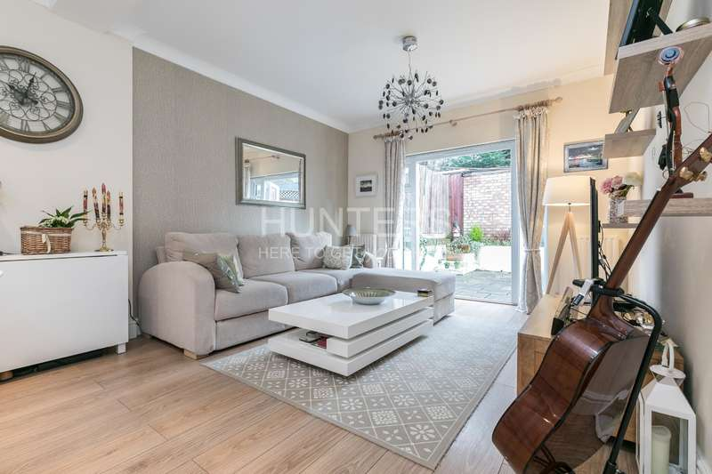 2 Bedrooms Flat for sale in Sunnyside, London, NW2 2QP