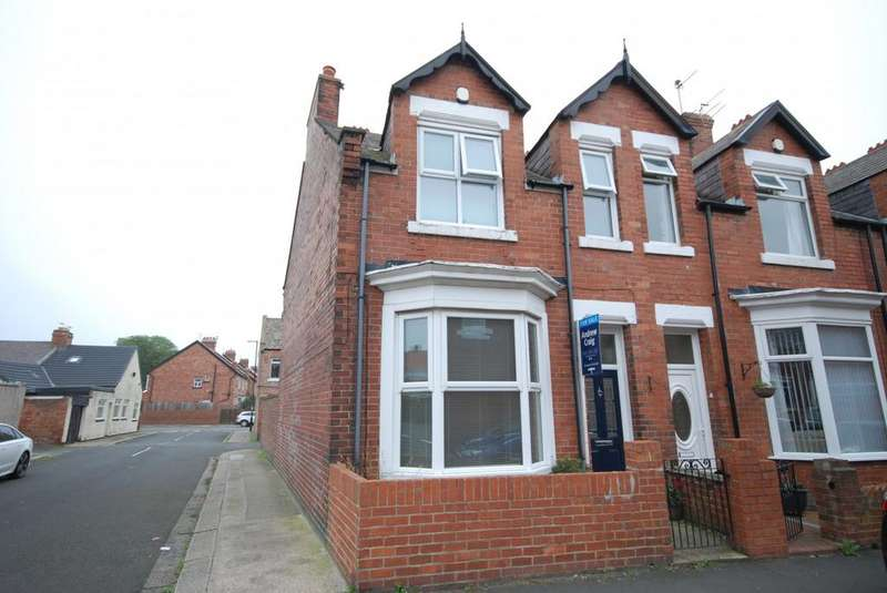 3 Bedrooms Terraced House for sale in Ellesmere Terrace, Fulwell